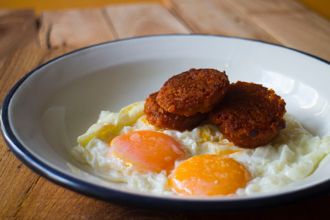 huevos-con-farinato